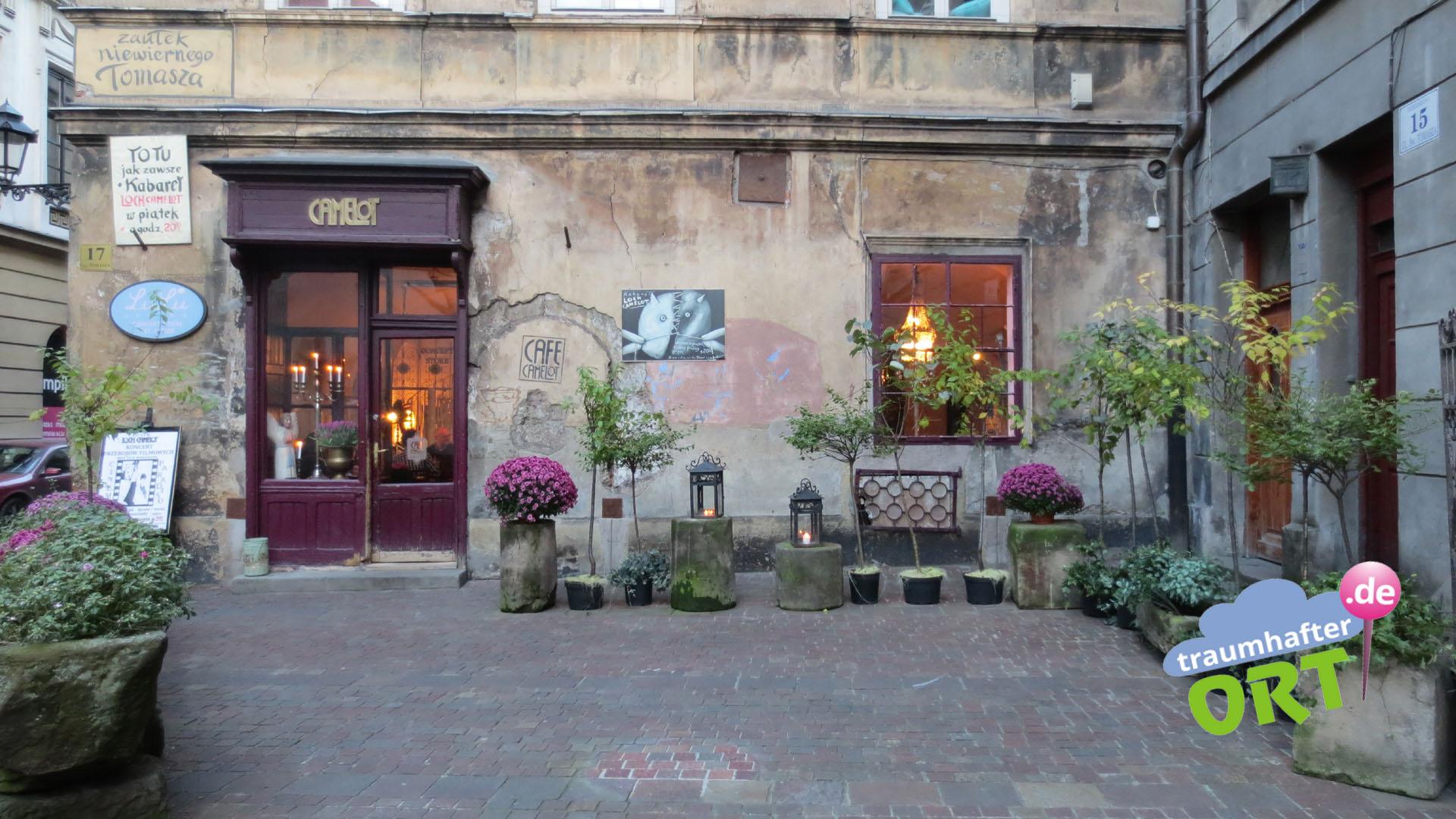 Von magischen Cafés und märchenhaften Kuchen